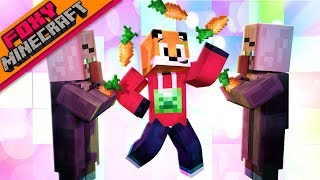 Minecraft | VILLAGER CARROT PARTY | Foxy's Bedrock Survival [30]