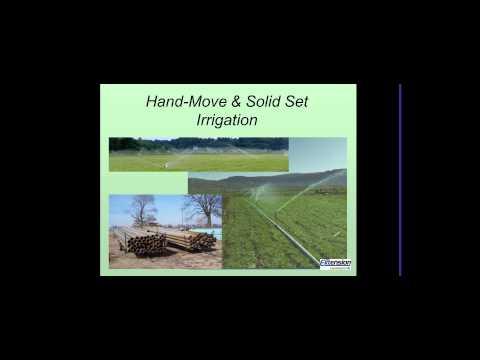 Irrigation System 101 - 2015