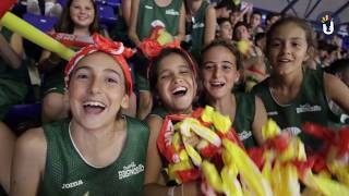 Campus Unicaja Baloncesto 2018 T1: España - Bielorrusia