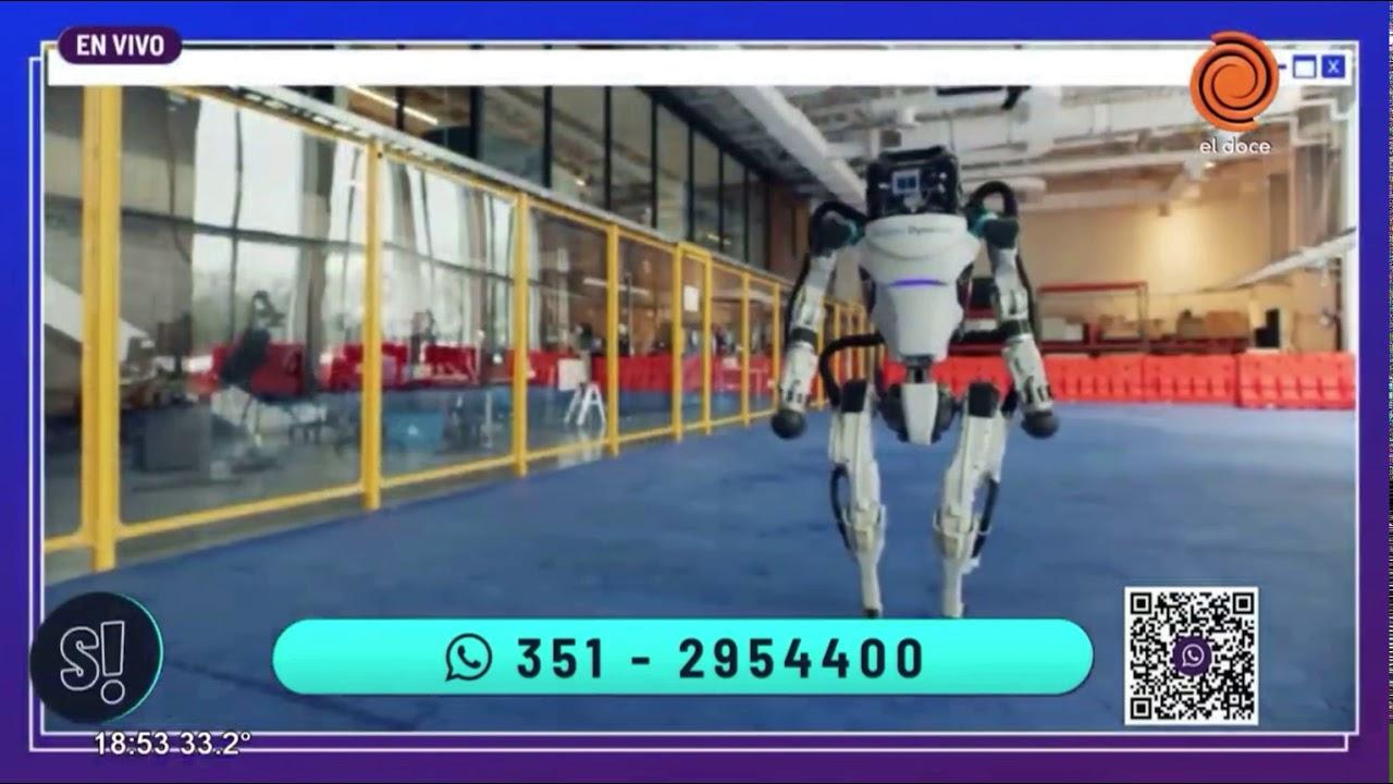 Alucinante: los nuevos robots bailarines