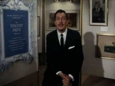 The Vincent Price Collection of Fine Art (1 of 1) - Vincent Price Legacy