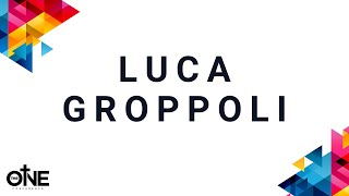 The One Conference: Luca Groppoli