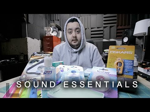 14 ESSENTIAL ITEMS ANY LOCATION SOUND RECORDIST NEEDS