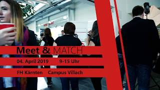 Meet & Match Trailer 2019