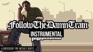 "FREE GTA San Andreas x Dre type beat instrumental ""FollowTheDamnTrain"" [Prod. JunioR]"