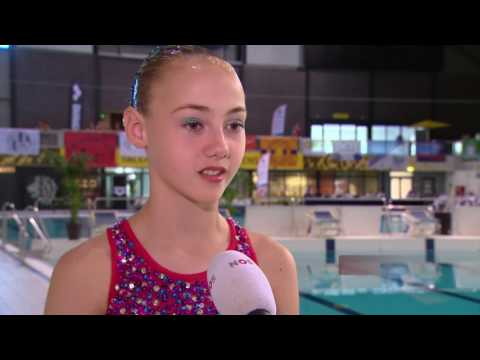 Dit zijn de beste synchroonzwemmers van Nederland from YouTube · Duration:  2 minutes 8 seconds