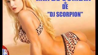 MIX DE CUMBIA DE DJ SCORPION EL UNIKO (MIX DE CUMBIA SALVADOREÑA DEL 2011))