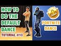 Download How To Do The Fortnite Default Dance In Real Life (Dance Tutorial #10) | Learn How To Dance
