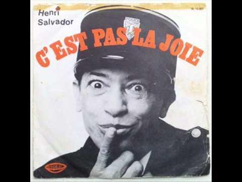 Henri Salvador C'est pas la joie