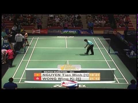 2014 YONEX Suffolk County Community College US Open Championships-SF-Match 3