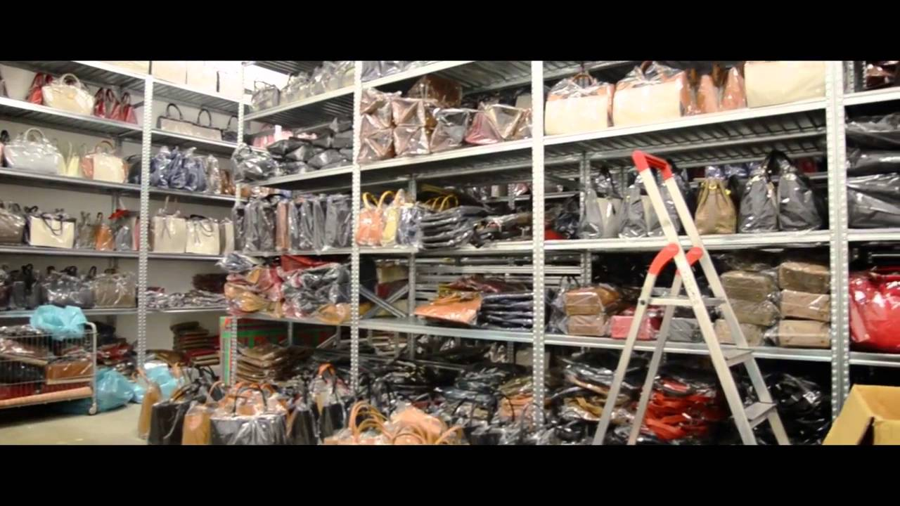 Wholesale Italian leather bags (Florence)