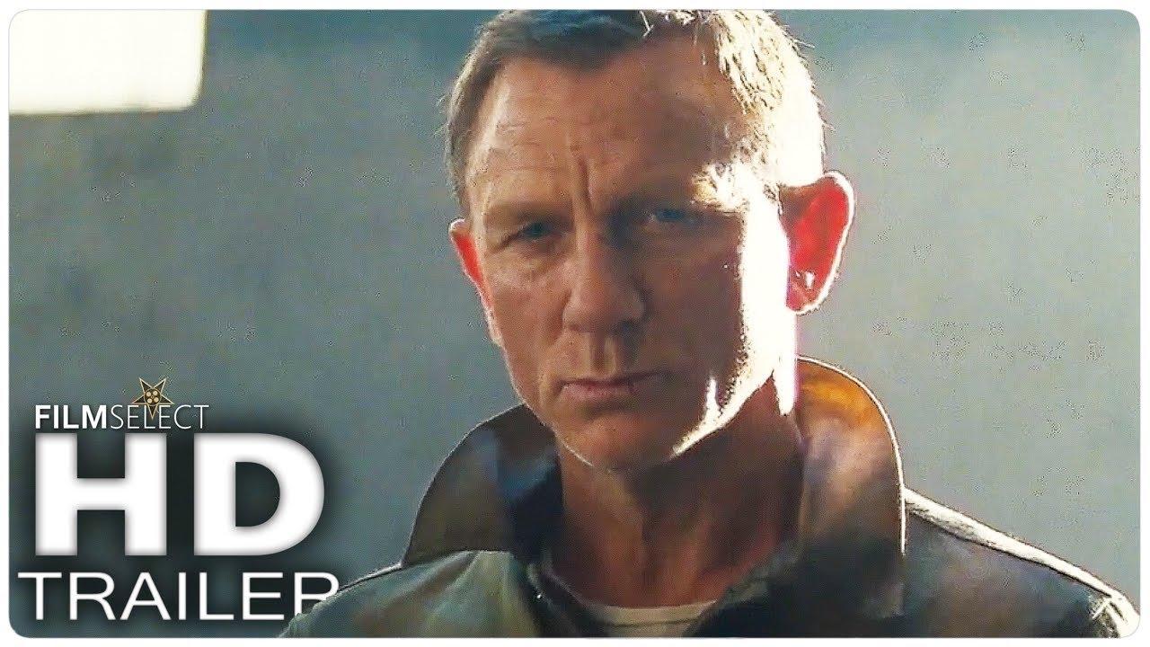 James Bond 007 No Time To Die Teaser Trailer 2020