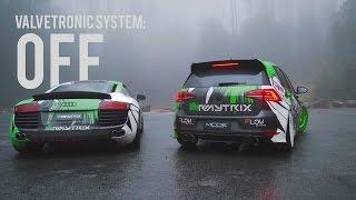 Armytrix Movie 2016 | Audi R8 & VW Golf MK7 R | Mode Auto Concepts Australia