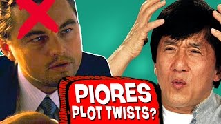 6 PIORES PLOT TWISTS DO CINEMA!