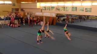 Первенство Хабаровского края по спортивной акробатике