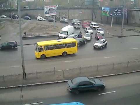 Массовое ДТП в городе Киев [2017-04-05 09:19:31]