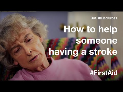 First Aid: Stroke