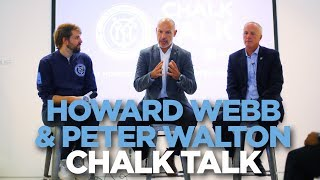 VAR, Man Utd bias & sleepless nights with Howard Webb & Peter Walton | Chalk Talk | 09.18.17 thumbnail