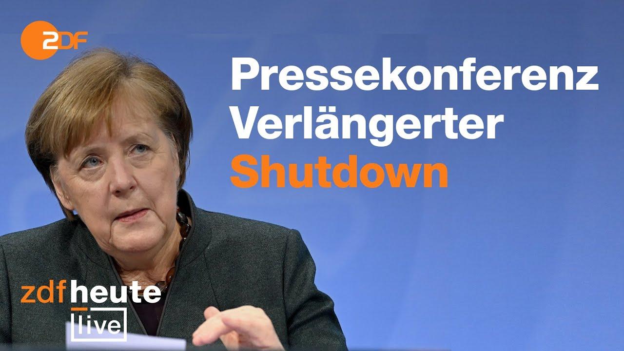 Merkel Nach Corona Gipfel Welche Regeln Kommen Jetzt Auf Uns Zu Zdfheute Live Youtube