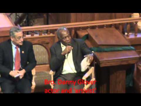 "Danny Glover on ""The Gift of MLK & the"