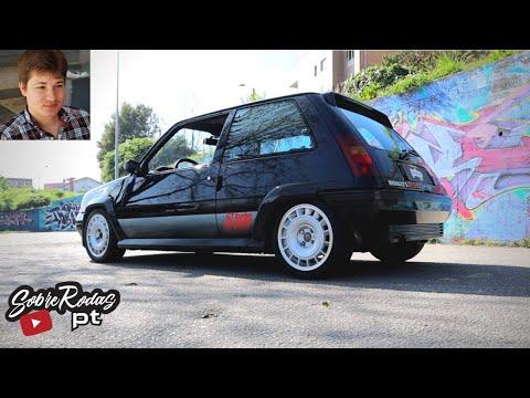 """Renault 5 Gt Turbo """"Pi"""" Talvez O Video Mais Difícil De Fazer"""