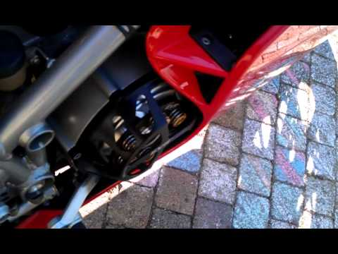 Ducati 999s Starting Solenoid Ground Cable Problem