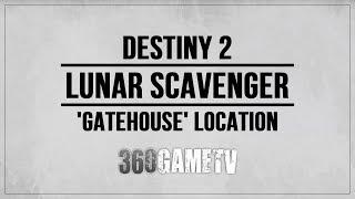 Destiny 2 Lunar Scavenger Gatehouse Location - Memory of Eriana-3 Quest - Eris Morn Quest