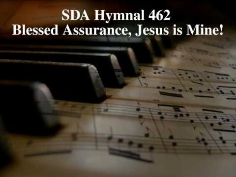 Blessed Assurance Jesus Is Mine chords by SDA Hymns - Worship Chords