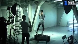 Бэкстейдж со съемок нового клипа Дениса Клявера и Ромади 'Совершай доброе'