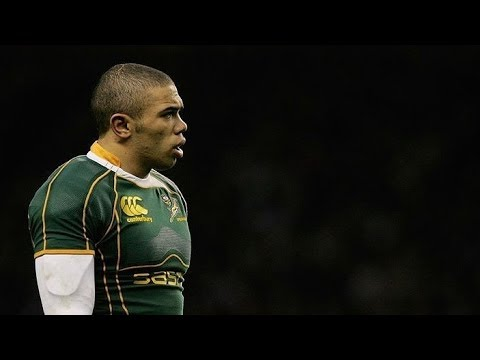 Bryan Habana - The Phenomenal One