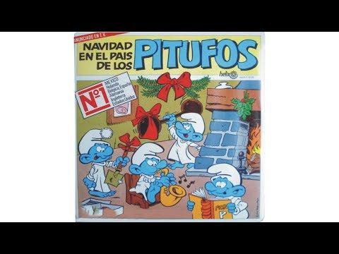 Navidad en el País de los Pitufos