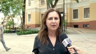 Projeto dos vereadores Alessandra Lucchesi e Izaias Colino visa proibir pichações