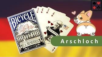 Arschloch Kartenspiel | Tutorial | deutsch