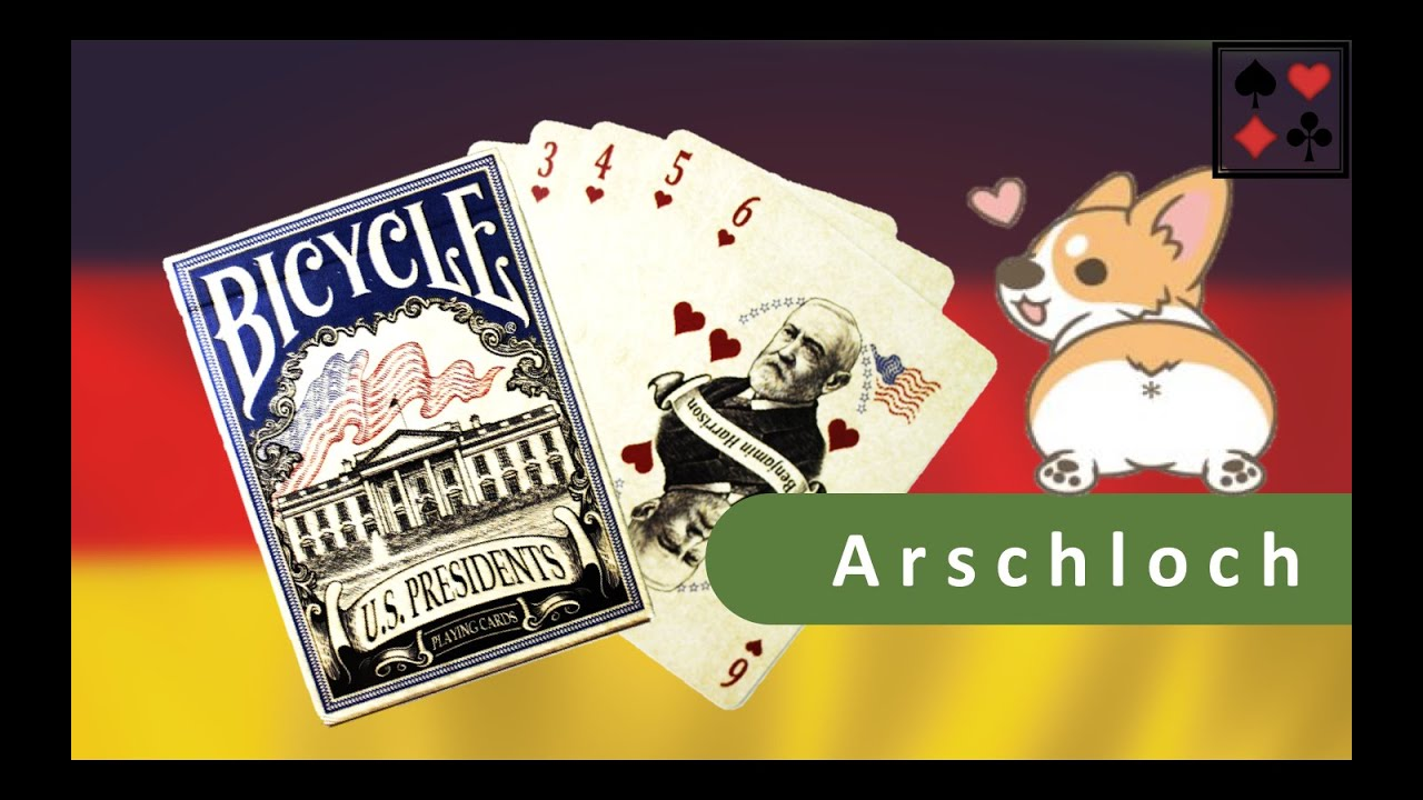 Karten Spiel Arschloch