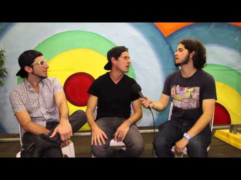 Interview: Big Gigantic at the Big Day Out Sydney (2014)
