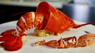 Lobster Steaming & Shelling - Bruno Albouze - The Real Deal