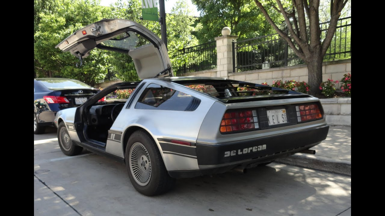 1981 delorean motor company dmc delorean my car story with lou costabile youtube. Black Bedroom Furniture Sets. Home Design Ideas