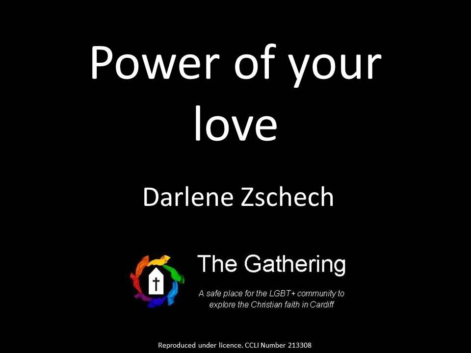 Lyric lyrics to shout to the lord : Power of Your Love - Darlene Zschech (with lyrics) - YouTube