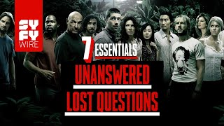 7 Essential Lost Questions We Need Answered | SYFY WIRE