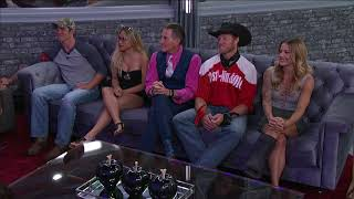 BB19 W6 Show - Eviction Speeches: Raven, Elena, Jessica
