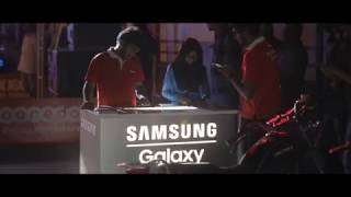 Ooredoo Smasung Note 9  launching event High lights