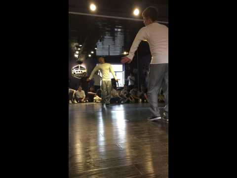 Dokyun China Workshop POP Freestyle