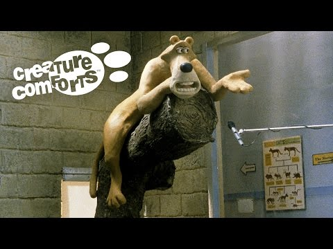 Lip Sync: Creature Comforts Original Short