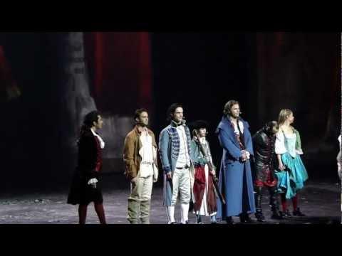 LIVE/1789, les amants de la Bastille - Pour la peine (intégrale) - La troupe