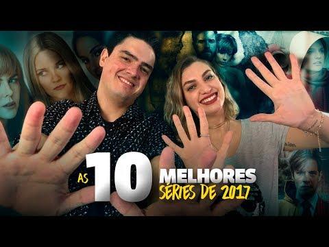 AS 10 MELHORES SÉRIES DE 2017 🥇👑 feat. Carol Moreira | SM Play #85