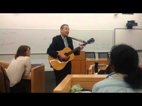 Prof  Erichson Pennoyer song 10.20.15