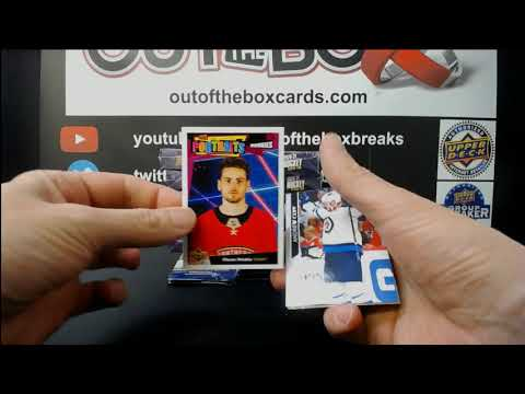 Out Of The Box Group Break #8775-2 20-21 SERIES 2 HALF CASE TEAM RANDOM