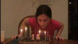 How Not to Blow Out the Candles on Your Cake