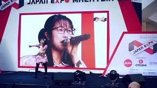 Nico Minami (南にこ) - Connect (ClariS) / Japan Expo Malaysia 2018