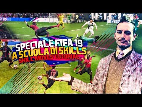 A SCUOLA DI SKILLS! - SPECIALE FIFA 19   FIFA 19 New Skill Moves Tutorial
